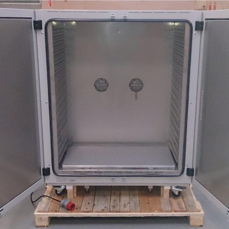 Oven met draagtafel van 250 kg